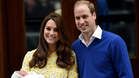 Prince William & Kate Middleton Are 'Trying' For Baby No. 4 & Here's What the Queen Thinks | StyleCaster