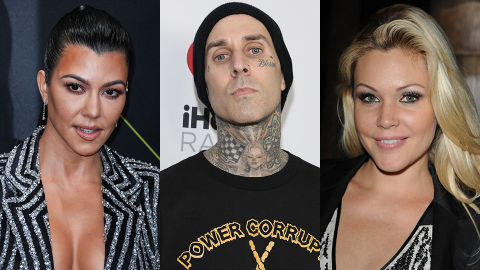 Travis Barker's Ex-Wife Just Hinted Her Family Likes Everyone 'Besides the Kardashians' | StyleCaster