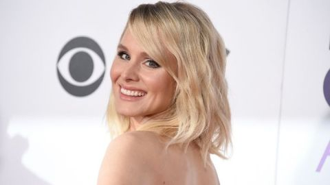Kristen Bell's New Blue Hair Is Giving Off Serious 'Frozen' Vibes | StyleCaster