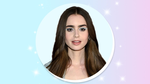 Lily Collins' Golden Globes Look Was Way Cuter Than Her 'Emily In Paris' Wardrobe | StyleCaster