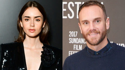 Lily Collins' Relationship With Her Fiancé Is More Romantic Than 'Emily in Paris' | StyleCaster