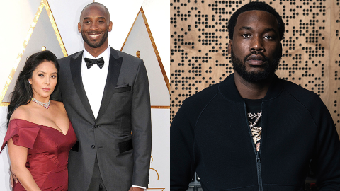 Vanessa Bryant Just Slammed Meek Mill For His 'Insensitive' Lyric About Kobe's Death | StyleCaster