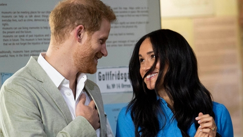 Meghan Markle Just Revealed Her Nickname For Prince Harry & 1D Will Recognize It | StyleCaster