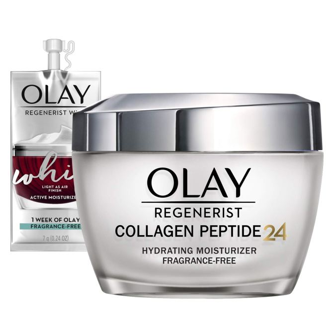 Olay Regenerist Collagen Moisturizer Grab These New Amazon Beauty Steals Way Before Prime Day