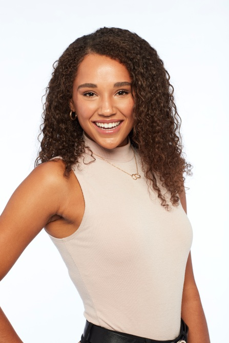 Pieper The Bachelor 2021 1 Bachelors Pieper Hints She Wasnt Portrayed Accurately on Matts Season