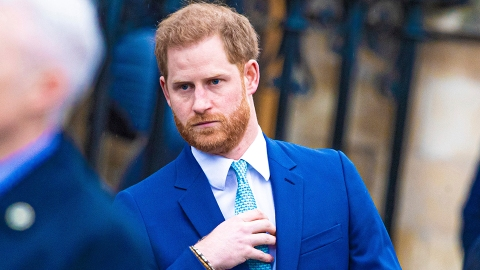 Prince Harry Just Revealed Who He Wants to Play Him on 'The Crown' & His Choice Is Spot-On | StyleCaster