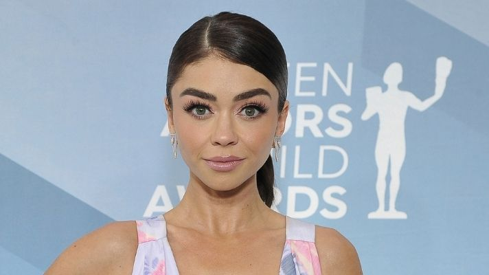 Sarah Hyland Is Now A Ginger & We're Obsessed