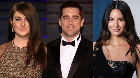 Here's All the Women Aaron Rodgers Dated Before His Engagement to Shailene Woodley | StyleCaster