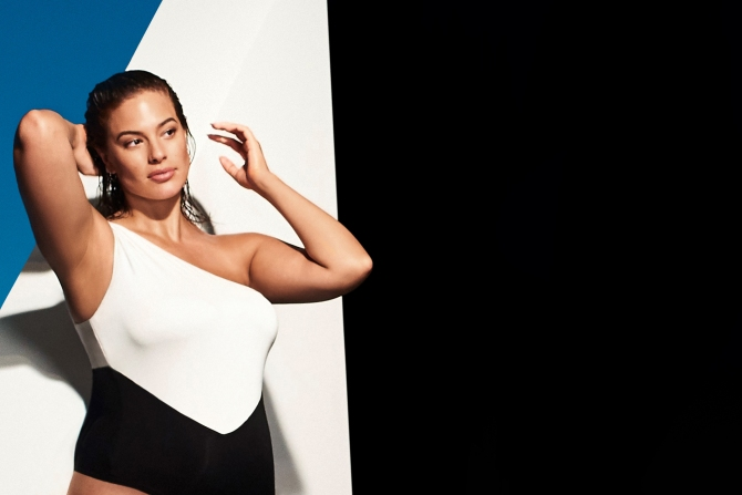 St.Tropez Tan x Ashley Graham BTS  2369 Ashley Graham Is A Bronze Goddess As St.Tropezs New Global Brand Ambassador