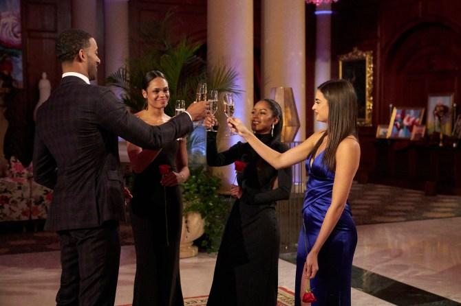 """""""The Bachelor"""" 2021: Michelle, Rachael, Bri"""