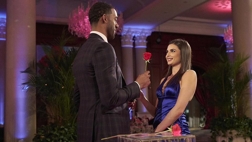 """""""The Bachelor"""" 2021: Rachael, Matt"""