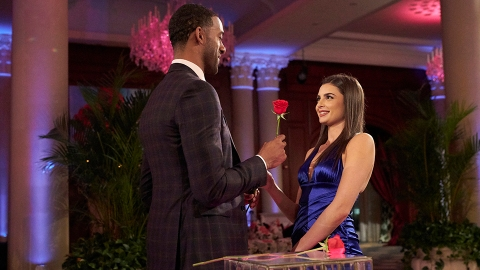 Bachelor's Rachael Just Called Out Her Fans for Attacking Ex Matt With 'Racist Insults' | StyleCaster