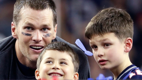 Tom Brady Has 3 Kids From 2 Relationships—Meet His Blended Family | StyleCaster
