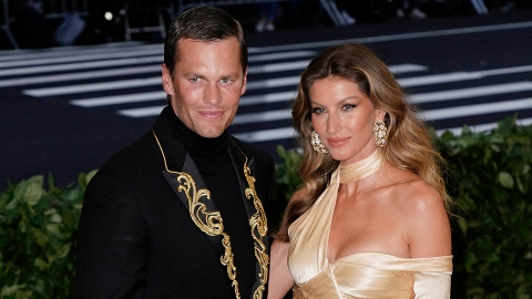 Tom Brady Was Just Asked Whether He'll Have Sex With Gisele Bündchen After the Super Bowl | StyleCaster