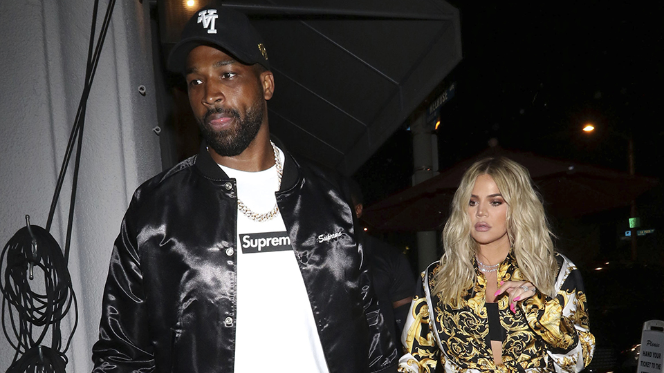 Khloé Kardashian Seemingly Posted a Photo With an Engagement Ring & Tristan Thompson Just Commented