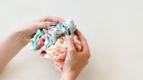 This Is The Coolest Way To Store Your Scrunchies & It's Available on Amazon | StyleCaster
