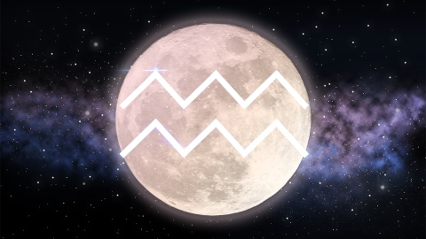 Think Of The New Moon In Aquarius As The First Day Of The Rest Of Your Life | StyleCaster