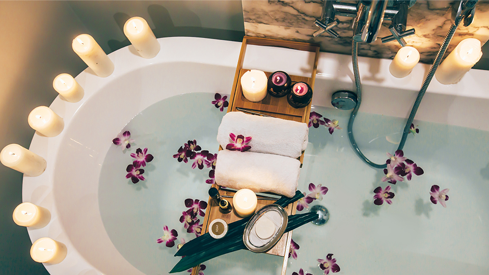 Bath Boards Are The Key To Enjoying A Solo Spa Night In