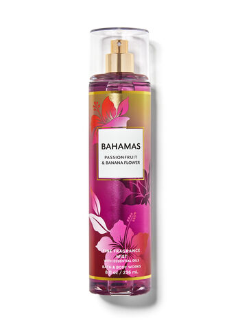 bbw fragrance mist Bath & Body Works New Collection Is A Tropical Vacation In Candle Form