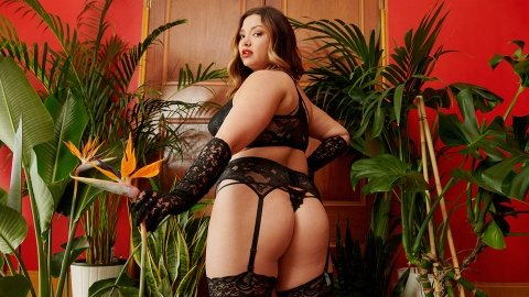 The 10 Best Places To Shop Plus-Size Lingerie At Any Budget | StyleCaster