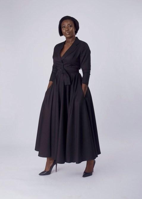STYLECASTER |  Designer neri per Kamala Harris