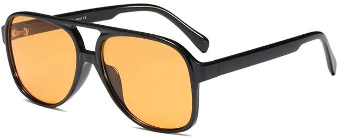 STYLECASTER |  Occhiali da sole con lenti colorate Trend