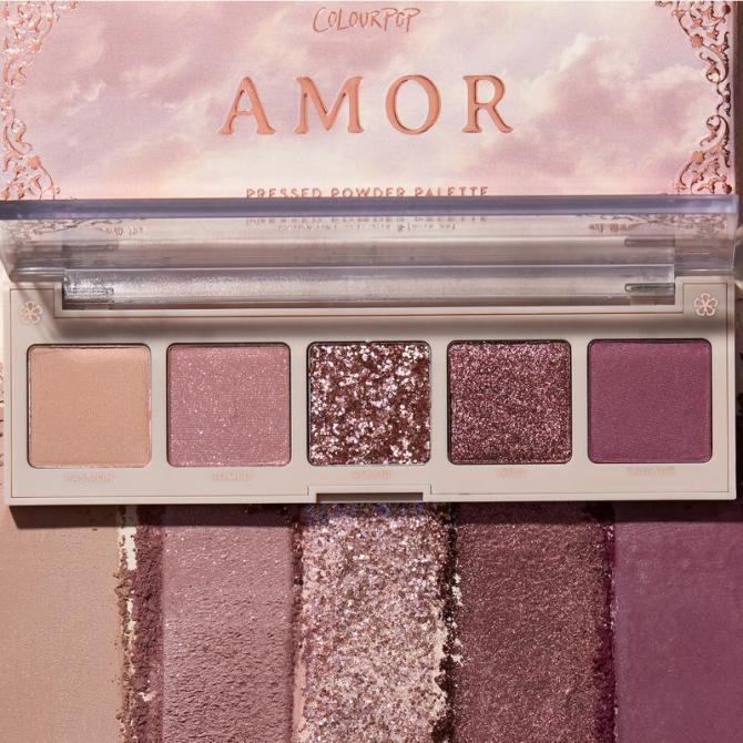 colourpop amor paleta Whoa - rasprodaja za predsjednike ColourPopsa snižava se do 75%