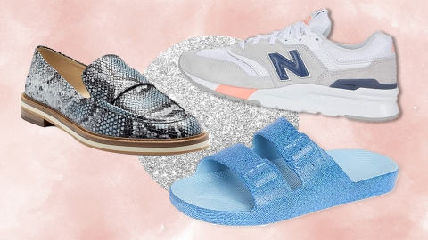 5 Comfortable Shoe Trends Your Feet Will Thank You For   StyleCaster