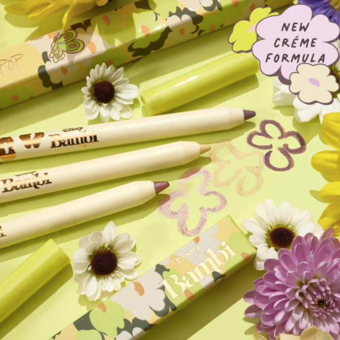cp life in the woods kit creme gel eyeliner ColourPops Bambi Collection Is Your Childhood Come To Life
