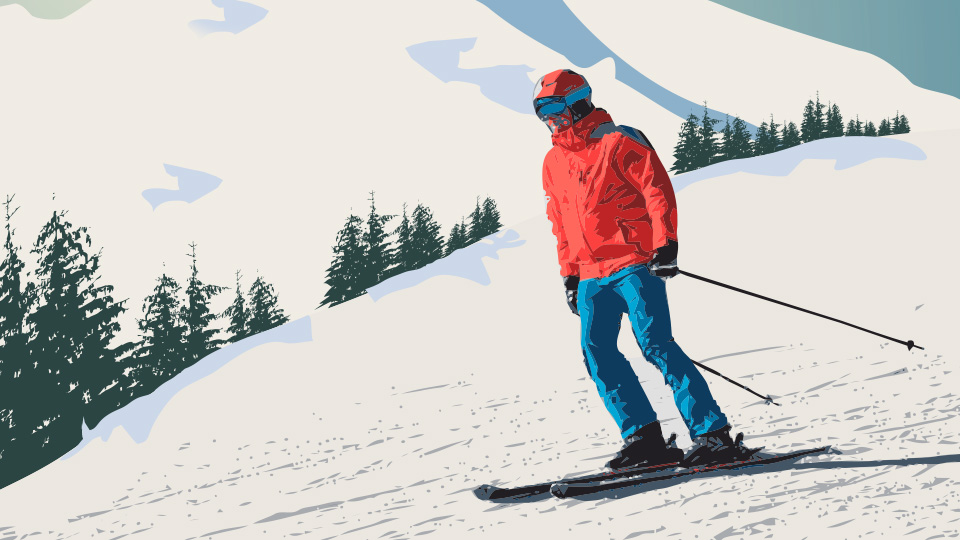I Tried Dating A Professional Skier, But The Pandemic Tripped Us Up