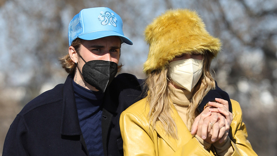 Hailey Bieber's Latest Street Style Look Is Basically A Big Bird Cosplay