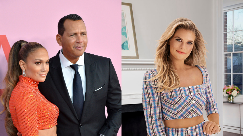 Jennifer Lopez, Alex Rodriguez, Madison LeCroy