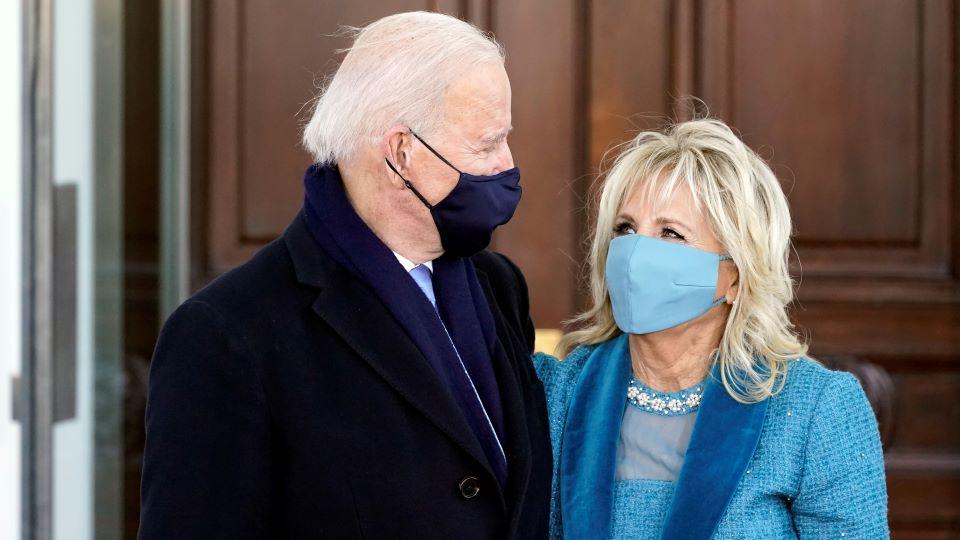 Joe Biden & Jill Biden
