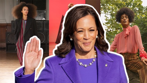 10 Black Designers I'd Like To See Vice President Kamala Harris Wear | StyleCaster