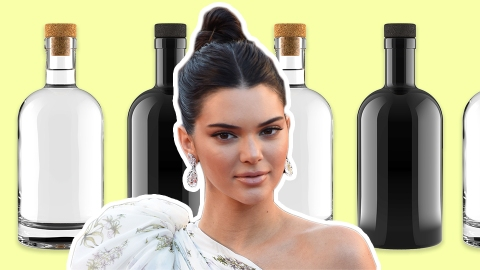 Where Can I Buy Kendall Jenner's Tequila? Asking For A Friend | StyleCaster