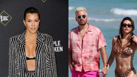 Kourtney Kardashian Hints Scott Disick Has 'No Taste' After Amelia Hamlin's Date With Him | StyleCaster