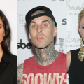 Kourtney Kardashian Just Shaded Travis Barker's Ex...