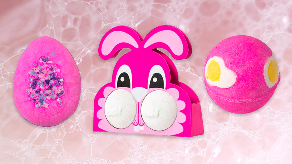 Lush's Easter Collection Brings Out All The Nostalgic Vibes