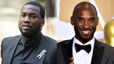 Meek Mill Just Responded to Backlash Over His Lyric About Kobe Bryant's Helicopter Crash | StyleCaster
