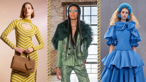 30 Looks From NYFW A/W21 Shows That I'd Actually Want To Wear | StyleCaster