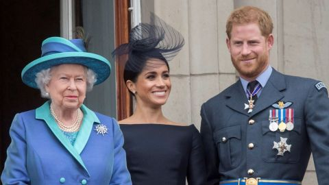 Here's Who Will Get Meghan & Harry's Royal Roles After the Queen Stripped Their Duties | StyleCaster