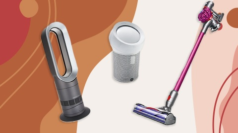 Dyson Air Purifiers & Vacuums Are On Mega Sale Right Now—But Not For Long | StyleCaster
