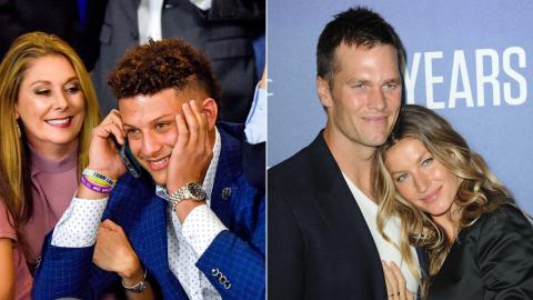 Patrick Mahomes' Mom Just Dragged Gisele Bündchen After Tom Brady's Super Bowl Win | StyleCaster