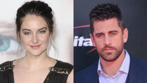 Shailene Woodley Finally Showed Off Her Engagement Ring From Aaron Rodgers & It's Massive | StyleCaster