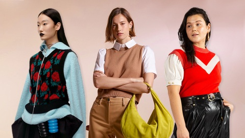 If NYFW Taught Me One Thing, It's That I Need A Sweater Vest | StyleCaster