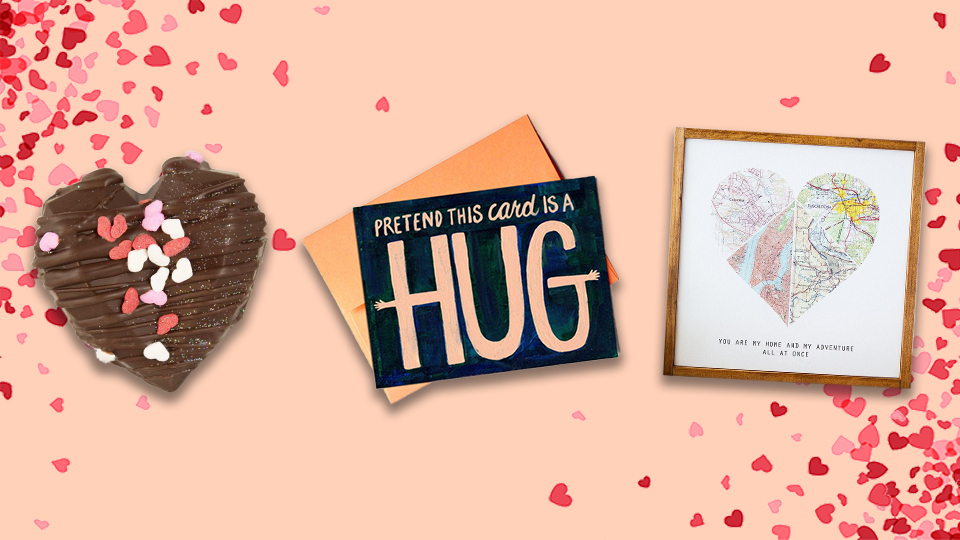These Etsy Valentine's Day Gifts Put Chocolates & Flowers To Shame