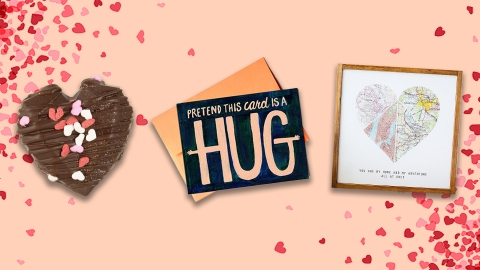 These Etsy Valentine's Day Gifts Put Chocolates & Flowers To Shame   StyleCaster