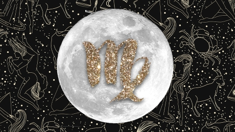 The Full Moon In Virgo On February 27 Is A Chance To Recalibrate & Cleanse | StyleCaster
