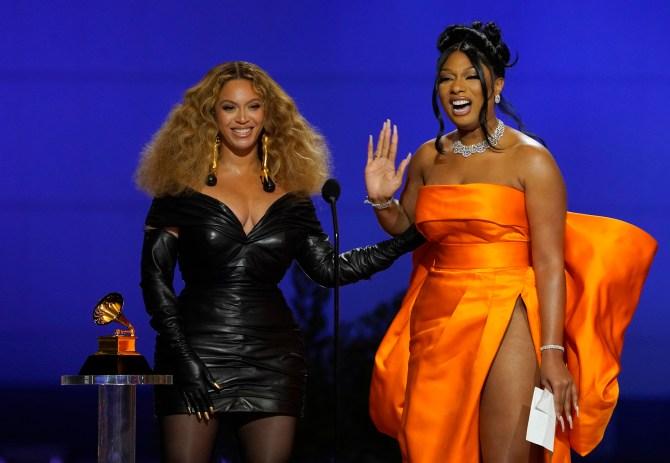 STYLECASTER   Beyonce Grammys 2021