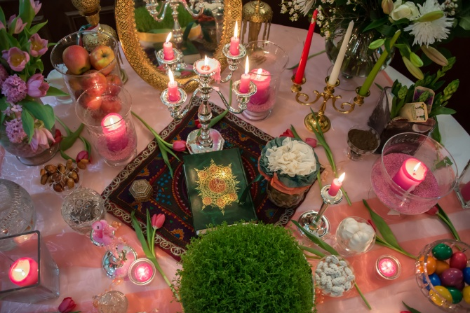 STYLECASTER | Nowruz Persian New Year